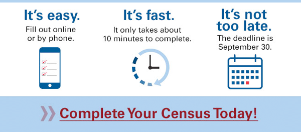 Have you responded yet? Over 60 percent of Ohio households have responded to the 2020 Census